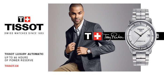Tissot klockor - Swiss Made!